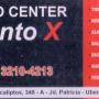 auto-center-ponto-x